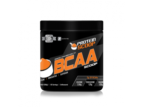 BCAA SCOOP-150g/ 0.330 Lb