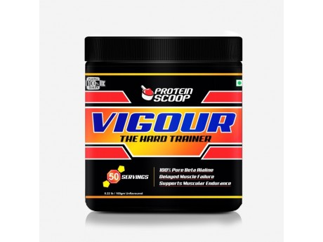 VIGOUR (The Hard Trainer)-100g/ 0.22 Lb